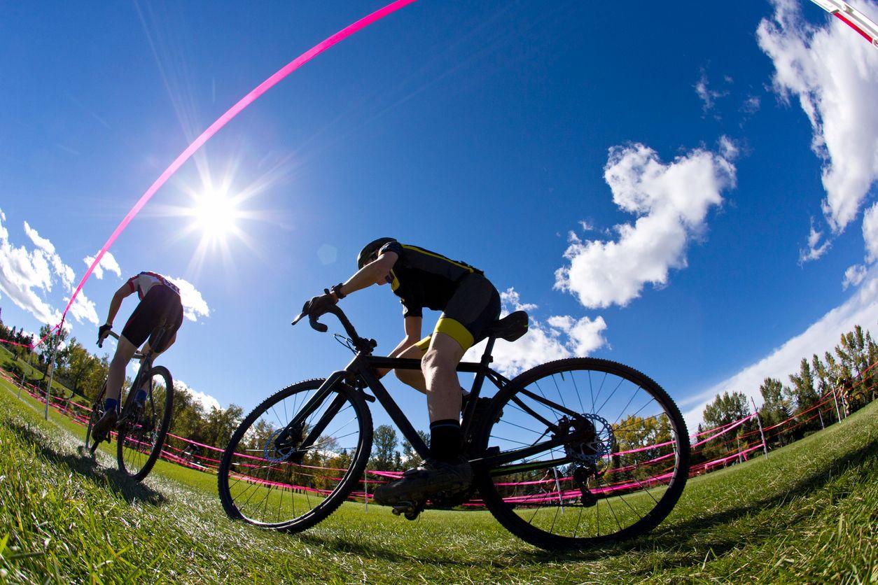 portrait de Bernay-en-Champagne  : cyclo cross de la MFR