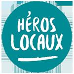 badge Héros Locaux